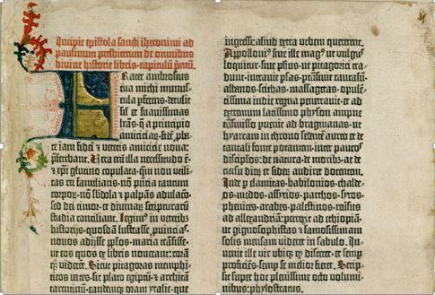 Gutenberg Bible 3